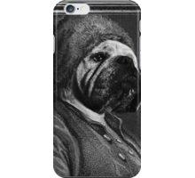 Bull Franklin iPhone Case/Skin