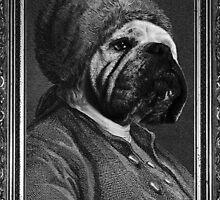 Bull Franklin by MollyHatch