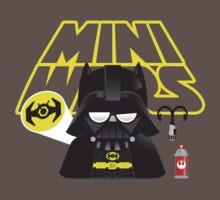 MiniWars: BatVader by Ryan Spencer