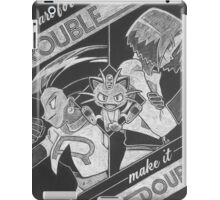 Team Rocket, Pokemon iPad Case/Skin