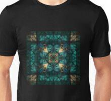 Monkey Mandala Unisex T-Shirt