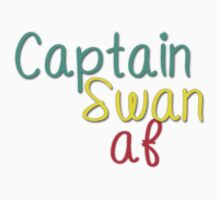 Captain Swan AF One Piece - Long Sleeve