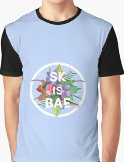 SK IS BAE Graphic T-Shirt