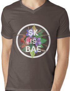 SK IS BAE Mens V-Neck T-Shirt