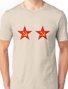 communist nipples Unisex T-Shirt