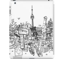 Toronto! iPad Case/Skin