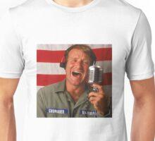 Good Morning Robin Williams  Unisex T-Shirt