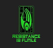 Resistance is futile by goldenbirdkj