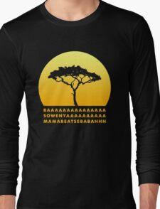 Lion King Song Long Sleeve T-Shirt