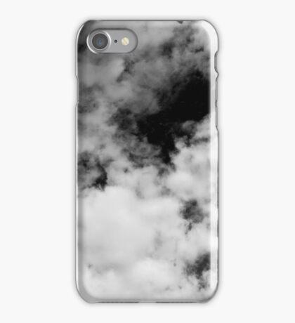 Dark clouds iPhone Case/Skin
