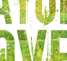 Nature Lover Sticker