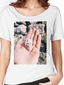 Skull shell. Women's Relaxed Fit T-Shirt