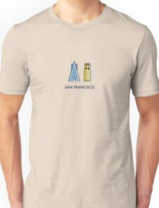 San Francisco Logo Unisex T-Shirt