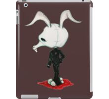 mad march grey of the glittering venery iPad Case/Skin
