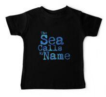 The Sea Calls My Name Baby Tee