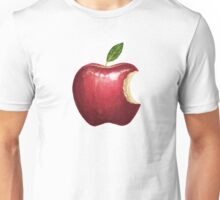 Big Red Apple Unisex T-Shirt