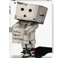 Danbo Drawing iPad Case/Skin