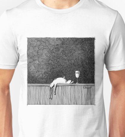 Gertrude do not drink! Unisex T-Shirt
