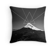 M O U N T A I N Throw Pillow