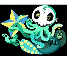 Octostar Photographic Print