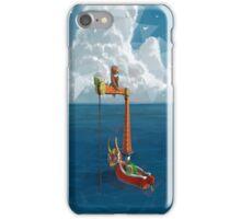Wind Waker-Lone Ocean  iPhone Case/Skin
