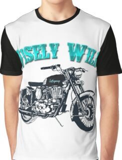 Cruiser Wisely Wild Apparel and Gifts  Graphic T-Shirt