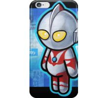 ULTRAMAN POOTERBELLY iPhone Case/Skin