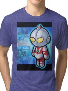 ULTRAMAN POOTERBELLY Tri-blend T-Shirt