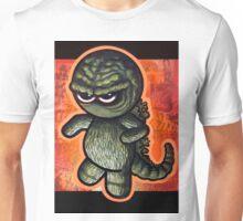 GODZILLA POOTERBELLY Unisex T-Shirt