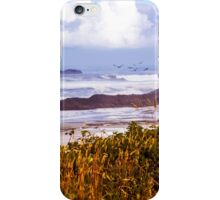 The Sound Of Waves And The Cry Of Gulls iPhone Case/Skin