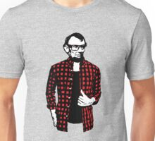 Hipster Abraham Lincoln Unisex T-Shirt