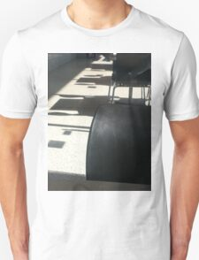 Another empty cafe - Melbourne Unisex T-Shirt