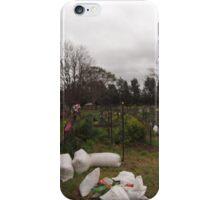 Community garden Canberra iPhone Case/Skin
