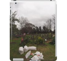 Community garden Canberra iPad Case/Skin
