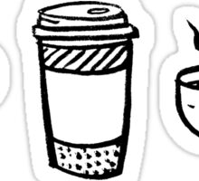 Coffee!  Sticker