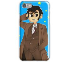 Doctor Who - David Tennant ver. 1 iPhone Case/Skin