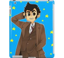 Doctor Who - David Tennant ver. 1 iPad Case/Skin