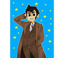 Doctor Who - David Tennant ver. 1 Photographic Print