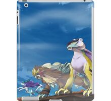 3 Legendary Beasts Tablet, Pillow and T shirt iPad Case/Skin