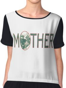 Mother earthbound Chiffon Top