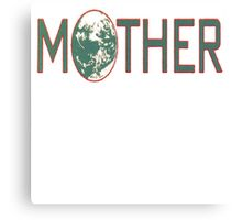 Mother earthbound Canvas Print