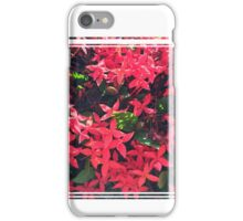 The pink of summer iPhone Case/Skin