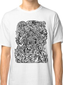 Old Hat the Elephant Man is King Classic T-Shirt
