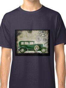 Vintage Green Car Classic T-Shirt