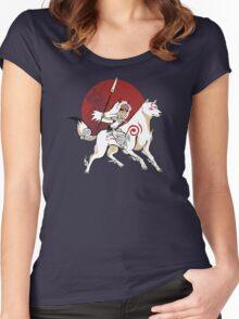 Monokami Women's Fitted Scoop T-Shirt