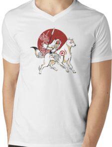 Monokami Mens V-Neck T-Shirt