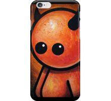 CUTE LITTLE DEVIL POOTERBELLY iPhone Case/Skin
