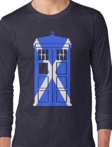 The Scottish Doctor Long Sleeve T-Shirt
