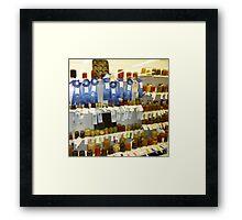 Blue Ribbon Winners Framed Print