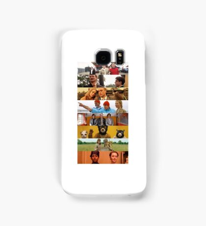 Directed By Wes Anderson Samsung Galaxy Case/Skin